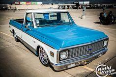 Custom Classic Chevy Cheyenne 350