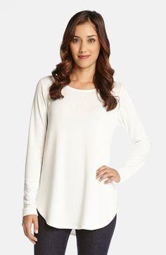 Karen Kane Sweater Knit Top | Nordstrom $68