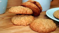 Almond, Muffin, Cooking, Breakfast, Recipes, Food, Kitchen, Morning Coffee, Eten