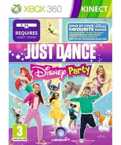 Just Dance Disney Party - Xbox 360 Game.  amazon will provide the best price for xbox 360. link added