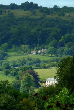 birds-and-baking: Countryside View near Painswick by Jayembee69 on Flickr ╰⊰