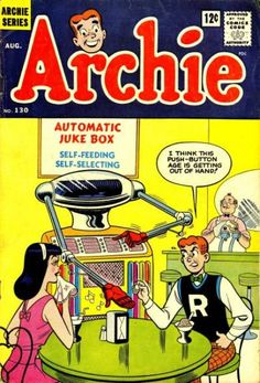 Archie Comic Books, Old Comic Books, Vintage Comic Books, Comic Book Covers, Vintage Comics, Archie Comics Riverdale, Romantic Comics, Best Book Reviews, Betty And Veronica