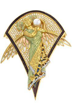 The 1908 Pearl Fairy Masriera