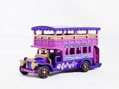 TOMICA TOKYO DISNEYLAND OMNIBUS Disney Vehicle Collection Tokyo Disneyland 31st Anniversay Special Edition