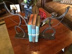 I just found this Iron Cowboy Bookends for $45 on #Trove! Check it out: