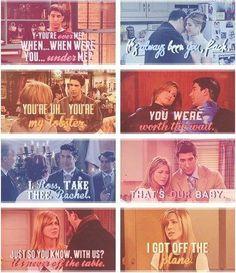 Ross & Rachel <3