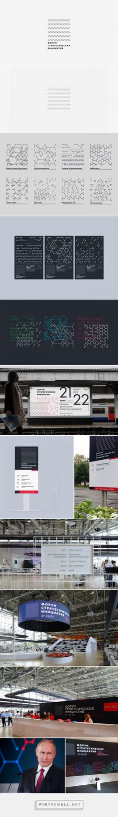 Forum for Strategic Initiatives on Behance - created via https://pinthemall.net