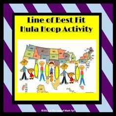 Line of Best Fit: Hula Hoop Activity Fitness Goals, Fitness Motivation, Line Of Best Fit, Hula Hoop, Weight Loss Motivation, Workout Programs, Fun Workouts, Something To Do, Classroom