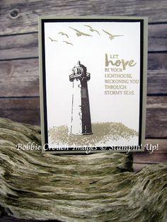 Bobbiestamps.com: High Tide stamp set; stampin up