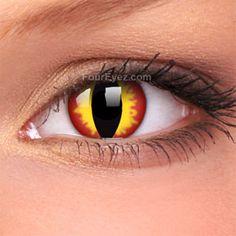 Dragons Eye Crazy Contact Lenses (Pair)