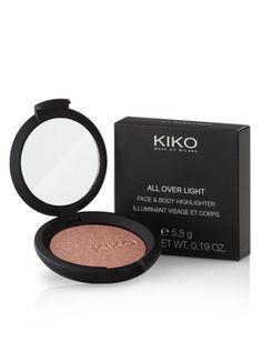 El iluminador les da un efecto de realce - KIKO