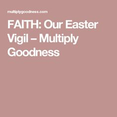 This week, we'll be posting ideas and traditions from our Multiply Goodness authors on how they remember the Savior and prepare their hearts for Easter. Easter Crafts For Kids, Kid Crafts, Easter Vigil, Faith, Good Things, Seasons, Easter Crafts For Toddlers, Toddler Crafts, Seasons Of The Year