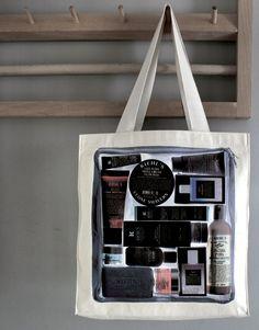 Kiehl's Tote Bag