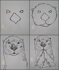 MaryMaking: Sea Otters Revisited