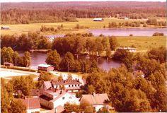 Lieksa 1975 - Lieksa, Eastern Finland