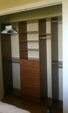 Naples Closets, LLC   Custom Closet Company   Naples, FL   Reach In Closet