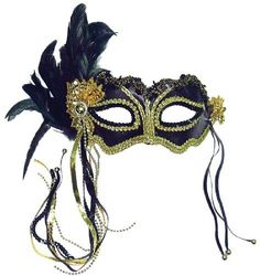 mask, beads, jewels, gold, black, eyes, hidden
