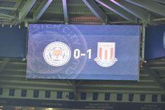Leicester City FC v Stoke City FC plus fan photos.   Stoke Sentinel#2#12