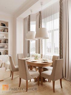 Фото дизайн гостиной из проекта «Дизайн квартиры 151 кв.м. в клубном доме «DEL' ARTE», современная классика»