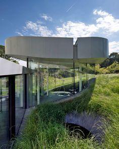 Slackwood Farmhouse by Paul Archer Design