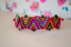 Ethnic Style High Quality Handcrafted Macrame by ColorfulKnot
