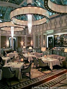 Apsley's Dining Room, Lanesborough Hotel, London