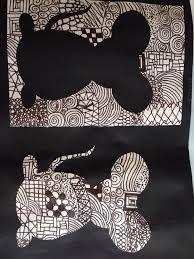 Bildergebnis für symmetrische bilder zeichnen grundschule