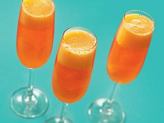 �Sparkling Mimosas must have for Easter Brunch!