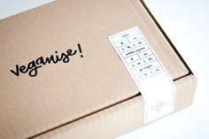 Veganise! Fashion Brand Identity & Package Design by Zuzanna Rogatty  