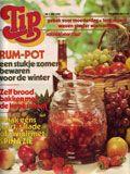 Tip - dankzij dit tijdschrift heb ik leren koken. De rum-pot heb ik ook gemaakt.