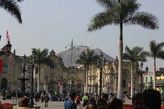 Lima Peru a beautiful place