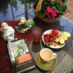 Kesäaamun kahvihetki | Kahvipannun taikaa -kuvakisa