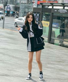 Ulzzang, Asian, Style Inspiration, Jackets, Bts, Nice, Down Jackets, Nice France, Jacket