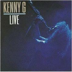 Kenny G Live [Vinyl] (1989)