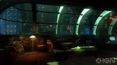 Bioshock room