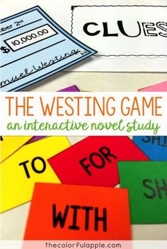 The Westing Game is