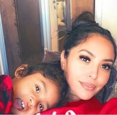 Beautiful Family, Beautiful Children, Kobe Bryant Family, Vanessa Bryant, Kobe Bryant Black Mamba, Basketball Wives, S Girls, Photo And Video, Celebrities