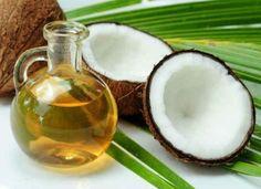 O milagre do óleo de coco no cabelo / pele / dentes | Benefícios e como aplicar