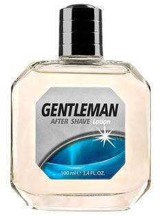 Lotiune dupa ras Gentleman - 100 ml - Calmeaza, dezinfecteaza si improspateaza pielea dupa barbierit. After Shave Lotion, Mtv, Shaving, Gentleman, Perfume Bottles, Fragrance, Gentleman Style, Perfume Bottle, Men Styles