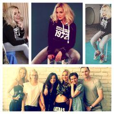 Dara Rolins for Adidas original