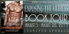 Guest Post: Jennifer Apodaca talks about first crushes - (Exposing the Heiress) {Tour} - Angel's Guilty Pleasures