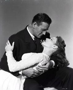 THE QUIET MAN (1952) - John Wayne Maureen OHara