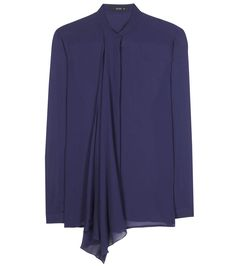 mytheresa.com -  Silk blouse - Luxury Fashion for Women / Designer clothing, shoes, bags