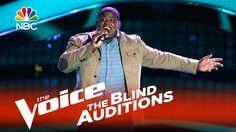 "The Voice 2015 Blind Audition - Blaze Johnson: ""How to Save a Life"""