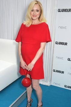 #ishoes #glamourukawards #redcarpetfashion