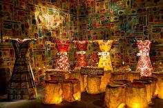 Culture-se - Rio São Francisco é tema de exposição de Ronaldo Fraga
