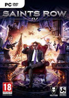 Saints Row IV(4) PC Games, #OnilneGamesShopUAE
