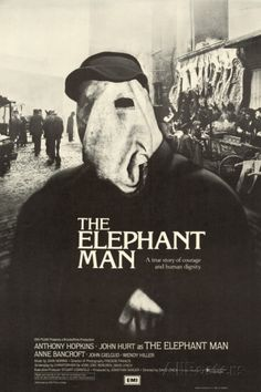 Elephant Man (The) Póster                                                                                                                                                                                 Más