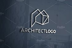 Architect Logo Template by REDVY on @creativemarket