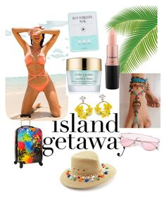 Designer Clothes, Shoes & Bags for Women Mac Cosmetics, Island, Shoe Bag, Polyvore, Swimwear, Shopping, Design, Women, Fashion